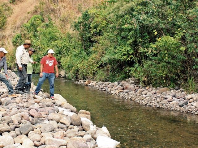 Bajo nivel de ríos en todo el país enciende las alarmas