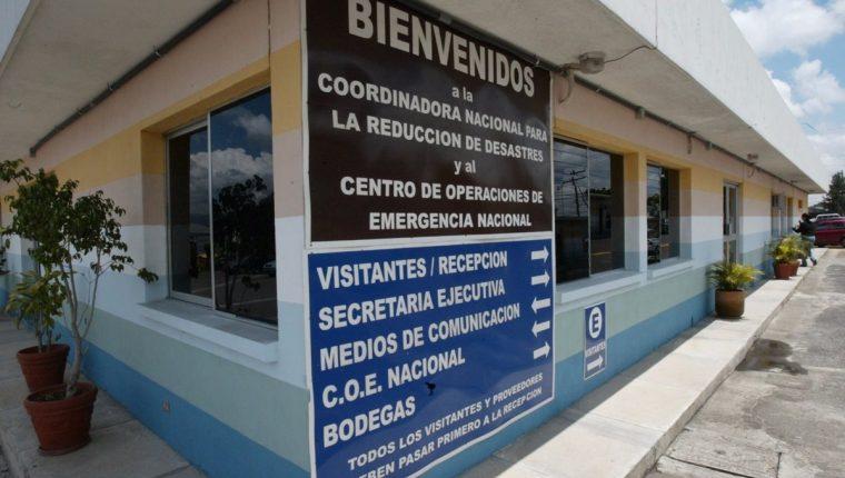 La Conred es la entidad encargada de velar por reducción de desastres en el país. (Foto Prensa Libre: Hemeroteca PL)
