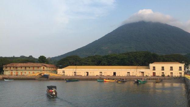 La Amapala de hoy es una pintoresca isla dedicada a la pesca y el turismo.