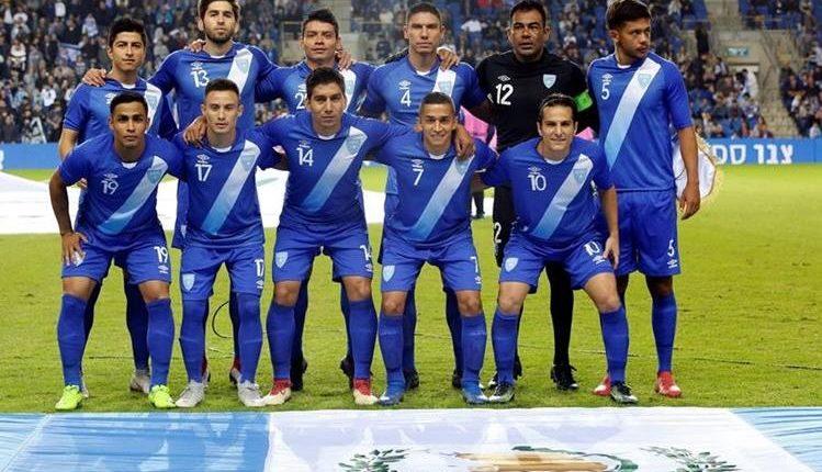 La Selección de Guatemala buscará tener una buena participación en la Liga de Naciones C, por ello busca rivales que le exijan en los partidos amistosos. (Foto Prensa Libre: Hemeroteca PL)