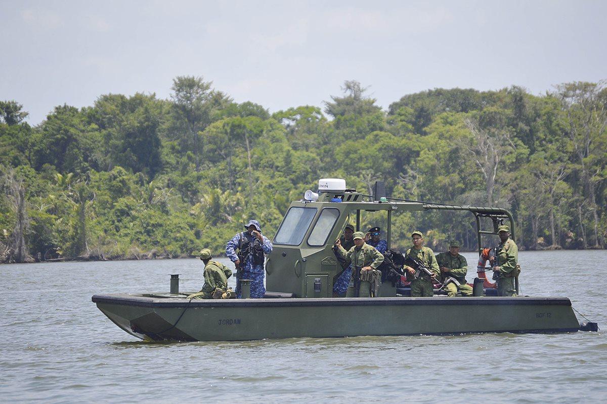 Belice advierte a militares de Guatemala no tomar control de río Sarstún