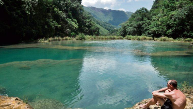 una de las propuestas se refiere al desarrollo sostenible de áreas como Semuc Champey.