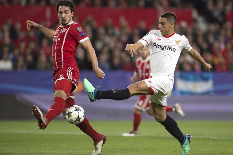 El Bayern cumplió con su papel de favorito y buscará sentenciar la serie en casa. (Foto Prensa Libre: AFP)