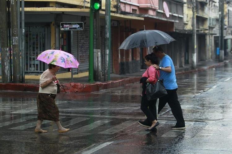 Insivumeh indica que lluvia será irregular esta semana