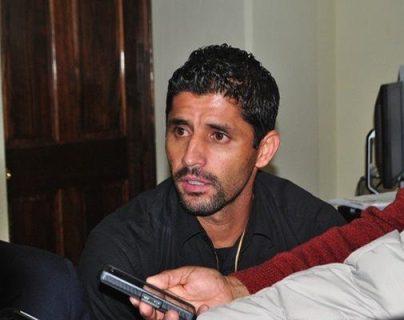 El futbolista Israel Silva. (Foto Prensa Libre:  Hemeroteca)