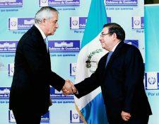 Edwin Rodas fue juramentado como Ministro de Energía el 15 de mayo recién pasado luego de la renuncia de Érick Archila, sin embargo 7 días después el presidente Otto Pérez le pidió su renuncia. (Foto: www.mem.gob.gt)