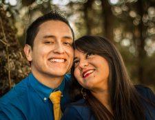 Érick Lancerio y Gabriela Barrios fueron novios durante casi tres años, pero la violencia truncó los sueños que construyeron durante ese tiempo. (Foto Prensa Libre: Cortesía)