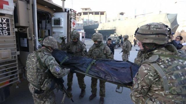 Sube a 10 los muertos en ataque talibán en Kabul