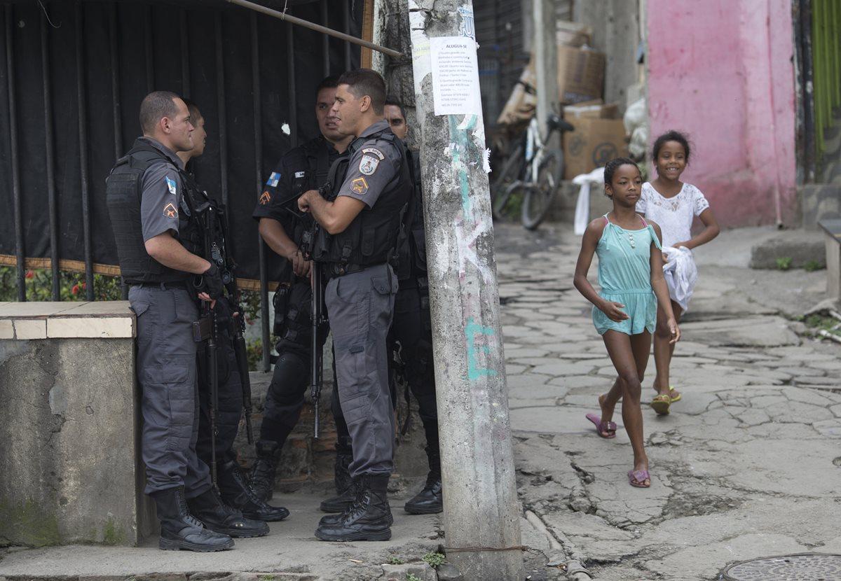 Cada media hora una persona es asesinada en Brasil