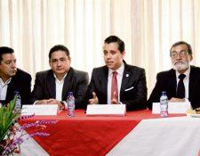 Autoridades de Guatemala y México se reunieron para promover programa.