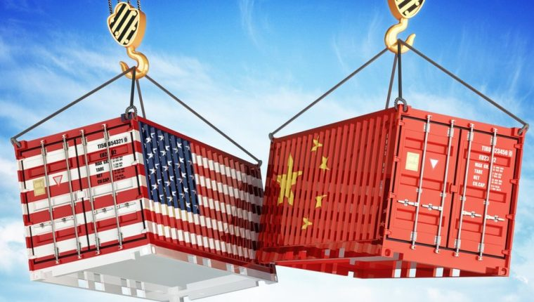La disputa sigue creciendo, después de que Washington impusiera nuevos aranceles por US$200 mil millones a las importaciones chinas. (Foto Prensa Libre: Getty Images)