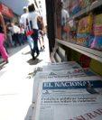 El Nacional es un duro crítico del actual gobierno venezolano. AFP