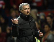 El técnico portugués José Mourinho se siente complacido con los nominados a los premios The Best de la Fifa (Foto Prensa Libre: Hemeroteca PL)
