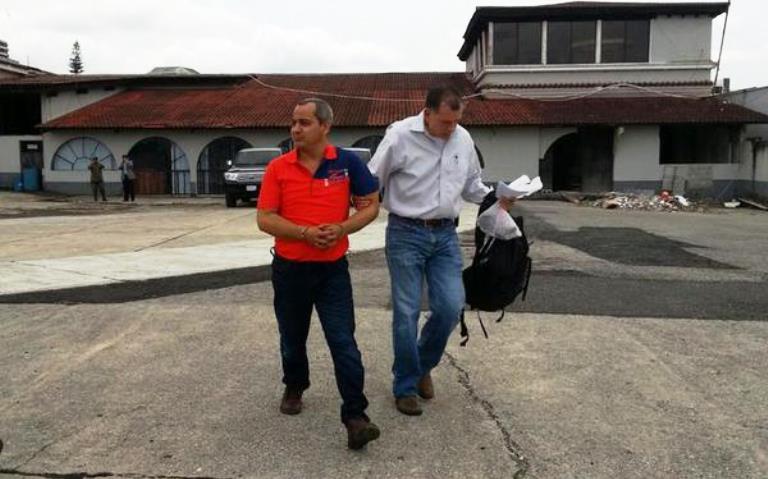 Elio Lorenzana extraditado a Estados Unidos
