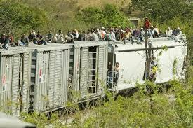 La Fiscalía de Veracruz sospecha que policías habrían participado en la emboscada a los migrantes guatemaltecos. (Foto Prensa Libre: Hemeroteca PL)