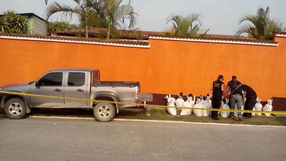 """<span style=""""font-size: 12px;"""">Vecinos de la Puya, San José del Golfo, han protestado por el funcionamiento de la mina.(Foto Hemeroteca PL)</span>"""