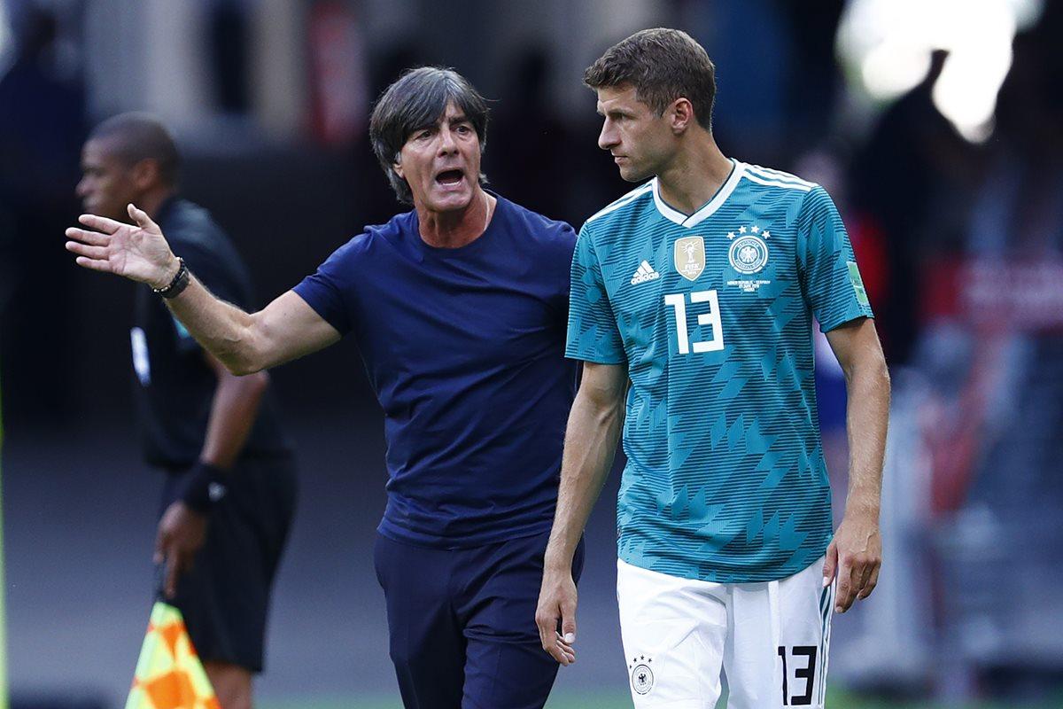 """Joachim Löw: """"No merecíamos volver a ser campeones del mundo"""""""
