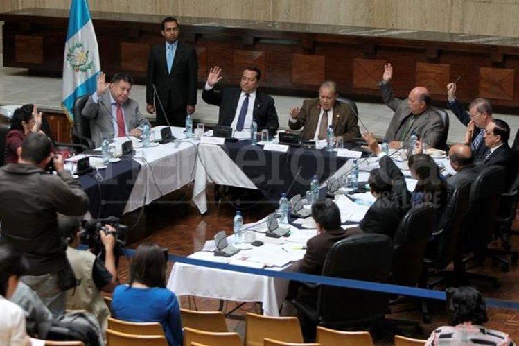 La ONU llamó a una elección transparente de fiscales generales, en tres países de Centroamérica. (Foto Prensa Libre: Hemeroteca PL)