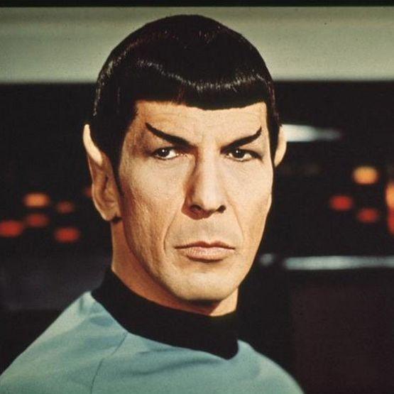 """""""Spock sirvió en la nave espacial Enterprise, cuya misión era buscar nuevos mundos extraños, una misión compartida por Dharma Planet Survey (Encuesta de Planetas Dharma)"""", señaló el astrónomo Gregory Henry. (Foto Prensa Libre: BBC News Mundo)"""