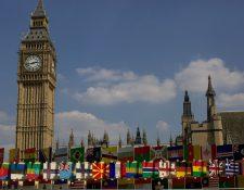 El Reino Unido comienza ruta para separarse de la Unión Europea, proceso que durará dos años. (Foto Prensa Libre: AFP)