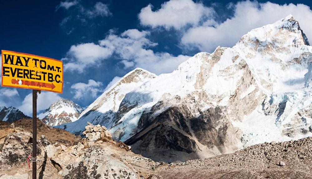 China no permitirá a los extranjeros escalar por la vertiente tibetana el monte Everest durante la próxima temporada de otoño. (Foto Prensa Libre: Tomada de Internet)