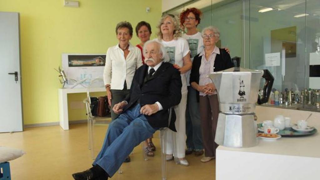 Fallece Bialetti, el italiano que lanzó la cafetera Moka