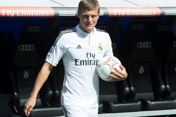 """El alemán Toni Kroos es una de las grandes estrellas del nuevo Real Madrid. (Foto Prensa Libre: AS Color)<br _mce_bogus=""""1""""/>"""