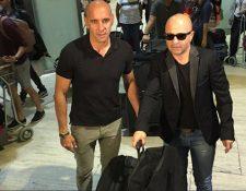 Jorge Sampaoli sería presentado el próximo 1 de junio como DT de Argentina, según la prensa local. (Foto Prensa Libre: TYC Sports)