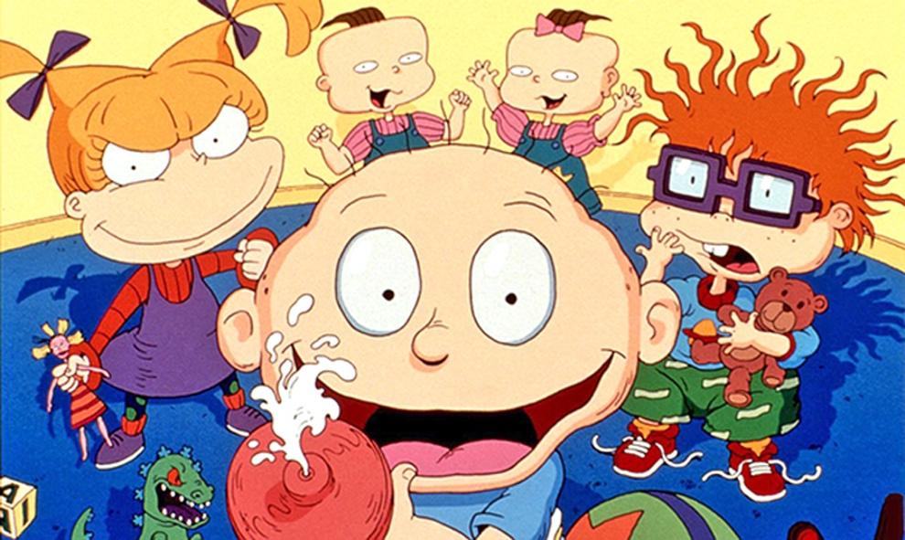 La nueva serie de Los Rugrats contará con 26 episodios. (Foto Prensa Libre: Hemeroteca PL)