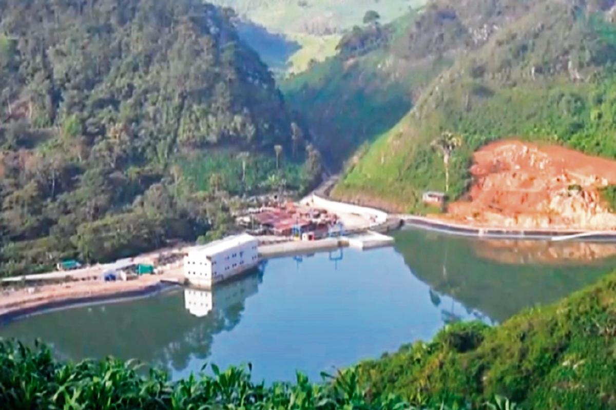 MEM autoriza cuarta fase de la hidroeléctrica Renace