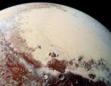 Hace diez años degradaron a Plutón. NASA