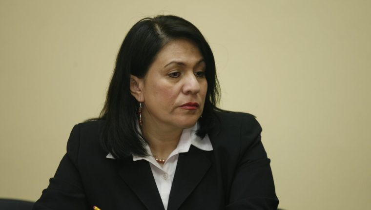 Marlene Blanco Lapola, ex directora de la Policía y ex viceministra de Gobernación, es señalada de asociación ilícita y ejecución extrajudicial (Hemeroteca PL).
