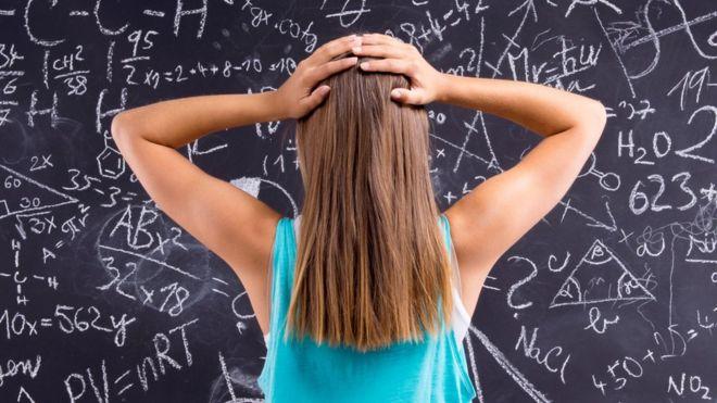 ¿Te tomaste la cabeza alguna vez ante una multiplicación? GETTY IMAGES