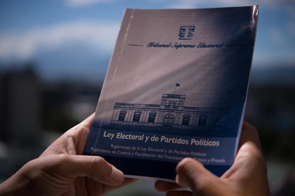 """La APG advierte de que la Ley Electoral y de Partidos Políticos confiere al Estado """"poderes omnímodos"""". (Foto: Hemeroteca PL)"""