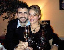 El futbolista Gerard Piqué y su esposa, la cantante Shakira, habrían protagonizado un escándalo en un restaurante.(Foto Prensa Libre: Hemeroteca PL)