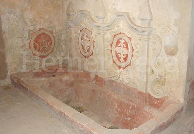 Bañeras de Santiago de Guatemala