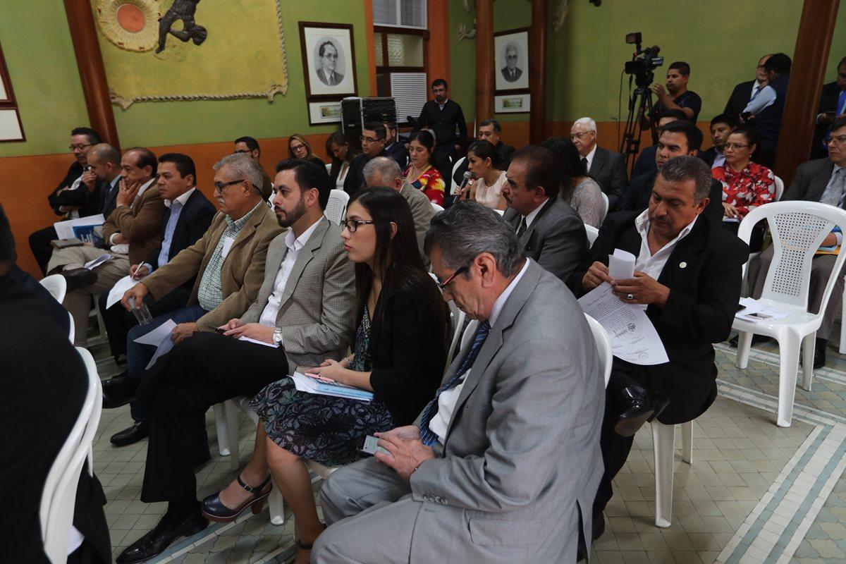 Candidatos a corporaciones municipales deben estar empadronados en el propio municipio