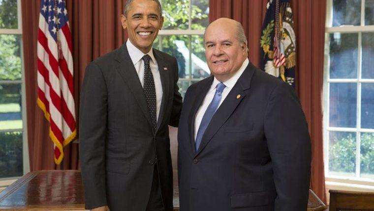 Julio Ligorría fue embajador de Guatemala en Washington DC, el consulado más importante que tiene el país en Estados Unidos. (Prensa Libre Foto: HemerotecaPL)
