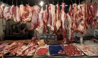 El próximo lunes la carne de res tendrá un aumento de Q2 por libra, así lo informó la Gremial de Carnicerías de Guatemala. (Foto Prensa Libre: Archivo)