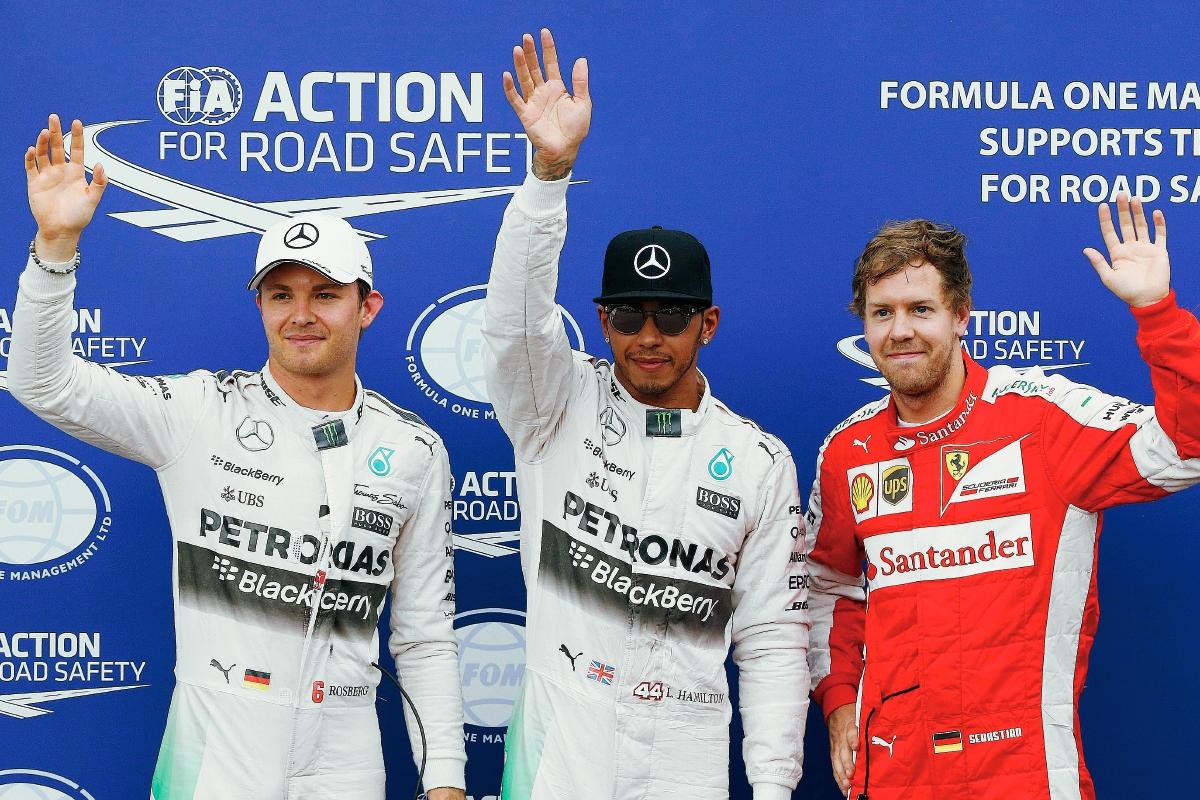Hamilton supera a Rosberg y logra la pole en Mónaco