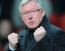 Alex Ferguson es el más emblemático exentrenador del Mánchester United. (Foto Prensa Libre: Hemeroteca)