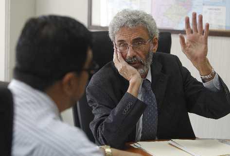 Luiz Antonio Fachini, embajador de la República Federativa de Brasil, conversó con Mundo Económico    sobre el flujo de inversiones hacia Guatemala.