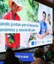 """Lanzan programa """"Mipymes y Cooperativas más competitivas"""" para fortalecimiento de las capacidades de exportación. (Foto, Prensa Libre: Agexport)."""