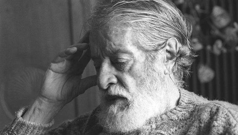 Mario Monteforte Toledo murió el 4 de septiembre de 2003 a los 91 años. (Foto: Hemeroteca PL)