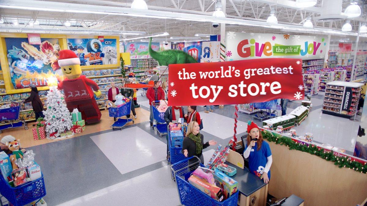 Juguetería estadounidense Toys R Us se declara en bancarrota