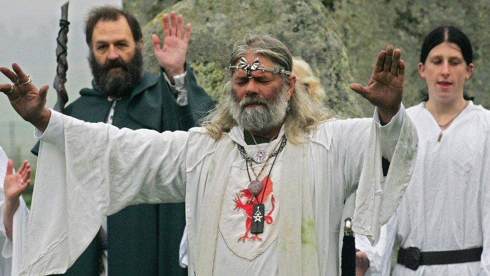 La celebración está asociada a un antiguo culto pagano. GETTY IMAGES