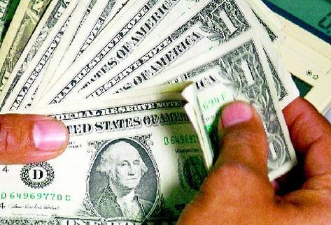 En diciembre último el ingreso fue de US$496 millones (Foto. Archivo. Prensa Libre)
