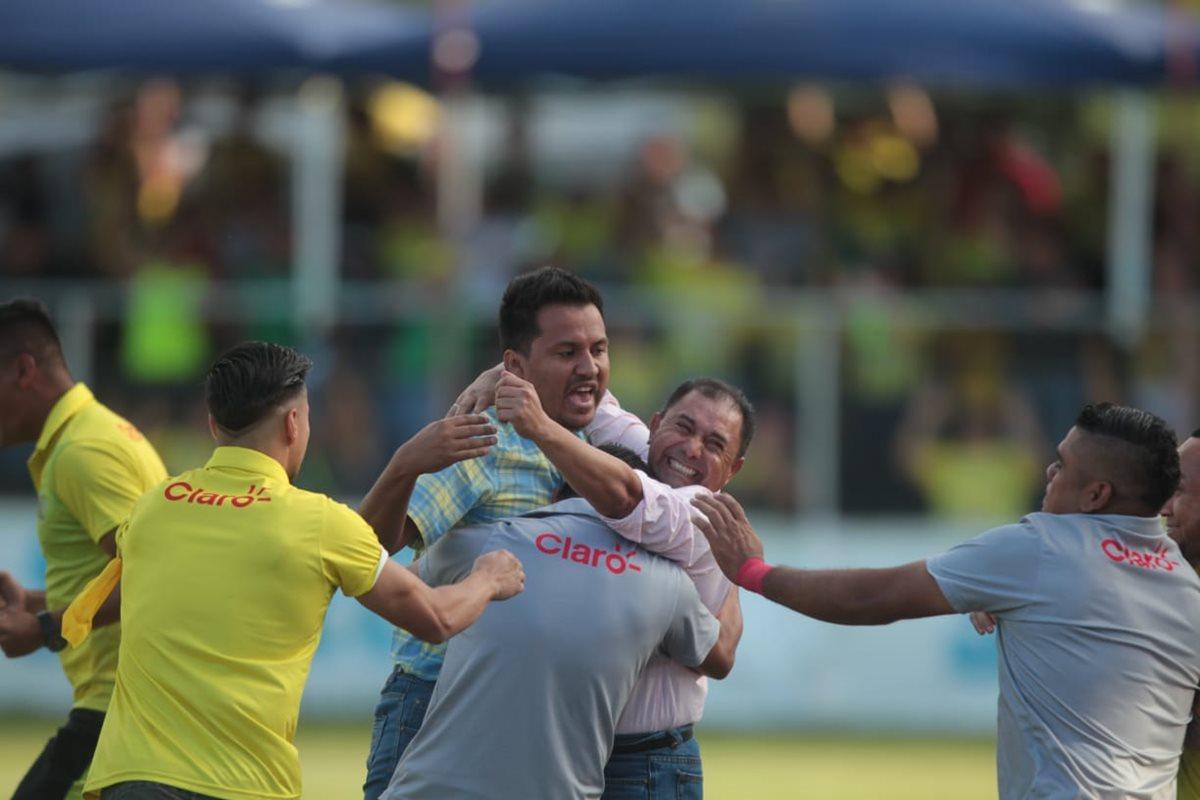 Guastatoya bicampeón de la Liga Nacional