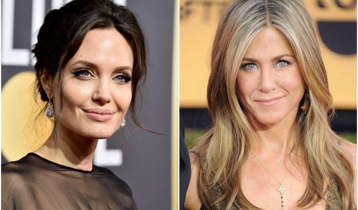 La rivalidad entre Angelina Jolie y Jennifer Aniston se remonta al año 2005. (Foto Prensa Libre: AFP y People)