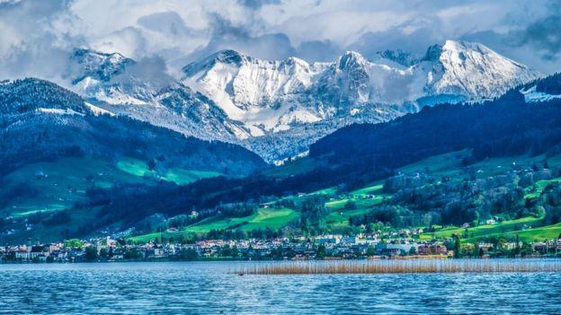 Los orígenes del plato se pueden rastrear hasta los Alpes suizos. (Foto: Leamus).GETTY IMAGES